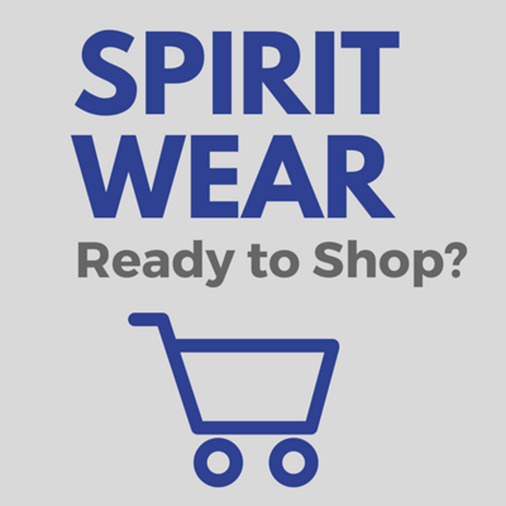 Purchase Your Spirit Wear!